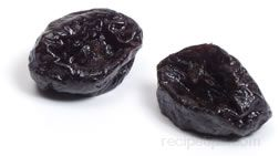 dried plum Glossary Term