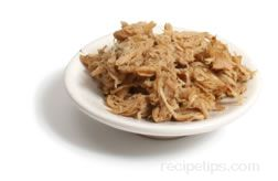 shredded poultry Glossary Term