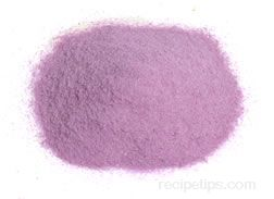 ube powder Glossary Term