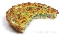 Quiche Glossary Term