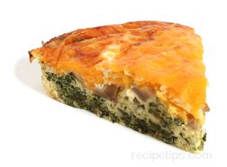 crustless quiche Glossary Term
