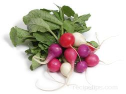 easter egg radish Glossary Term