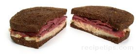 Reuben or Rueben Sandwich Glossary Term
