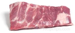 Spareribs Glossary Term