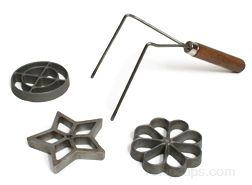rosette iron Glossary Term