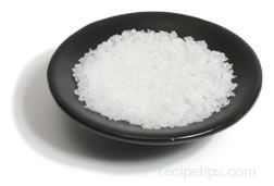 Maine Sea Salt Glossary Term