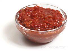 Bean Paste or Bean Sauce