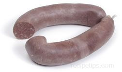 Blood Sausage Glossary Term