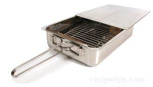 Stovetop or Oven Smoker