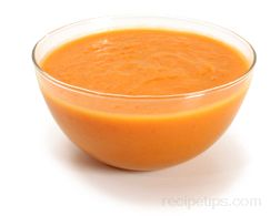 carrot and sweet potato soup Glossary Term