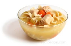chicken noodle soup Glossary Term