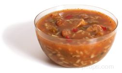 chicken and sausage gumbo soup Glossary Term