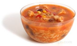 chicken tortilla soup Glossary Term
