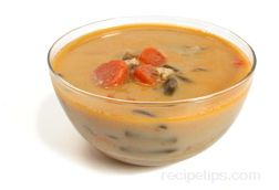 coconut soup Glossary Term