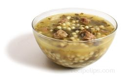 italian wedding soup Glossary Term