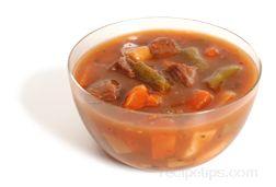 pot roast soup Glossary Term