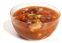 steak and vegetable soup Glossary Term