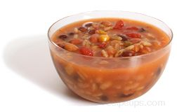 chicken vegetable soup - southwest style Glossary Term