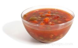 Tomato Vegetable Soup Glossary Term