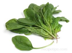 spinach Glossary Term