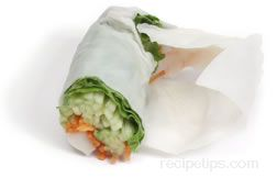 Spring Roll Wrapper Glossary Term