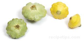 Pattypan Squash Glossary Term