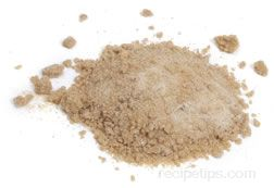 Muscovado Sugar Glossary Term