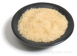 Turbinado Sugar Glossary Term