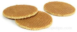 syrup waffle Glossary Term