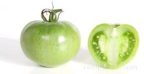 green tomato Glossary Term