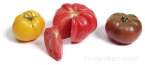 heirloom tomato Glossary Term