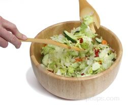 tossed salad Glossary Term