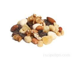 Trail Mix or Gorp Glossary Term