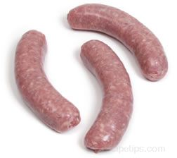 turkey bratwurst Glossary Term
