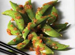 Asian Style Sugar Snap Peas Recipe
