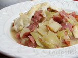 Corned Beef Cabbage Soup