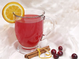 Holiday Cranberry Tea