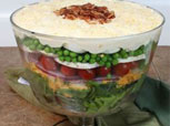 Easter Trifle Salad