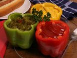 Peppers for Picnic Condiments