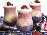 Strawberry and Blueberry Parfait Recipe