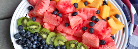 Fresh Fruit Plate