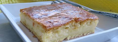 Cream Cheese Pastry Bake