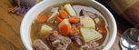 Slow Cooked Vegetable Beef Soup  Recipe