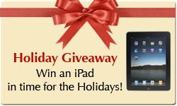 iPad 2011 Giveaway