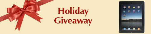 2011 Holiday Giveaway