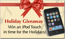 iPod Touch Giveaway