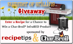Summer of Grilling Giveaway