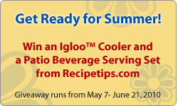 Summer Cooler Giveaway