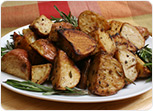 Grilled Rosemary Potatoes Recipe