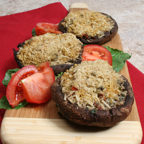 Grilled Stuffed Portobello Mushrooms Recipe Recipetips Com